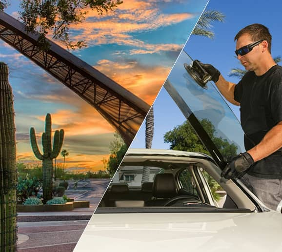 BEST Carefree AZ Windshield Replacement